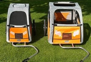 Petego Comfort Wagon M & Petego Comfort Wagon L