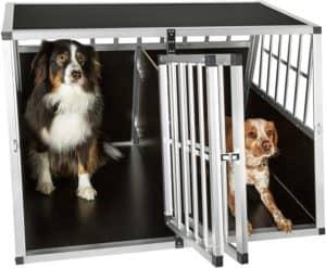 Hundebox für 2 große Hunde