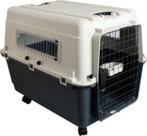 Karlie Hundetransportbox Kunststoff