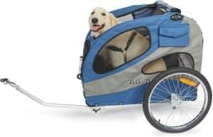 Petsafe Hunde Fahrradanhänger für E-bikes