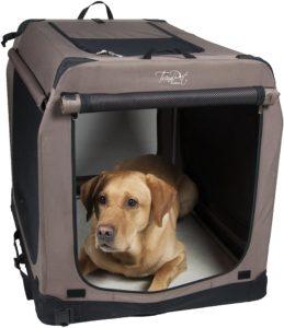 Trendpet faltbare Hundebox für große Hunde