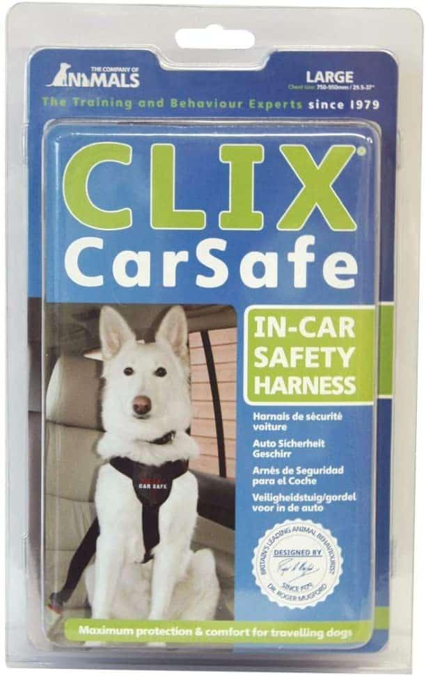 Clix Auto Hundegurt