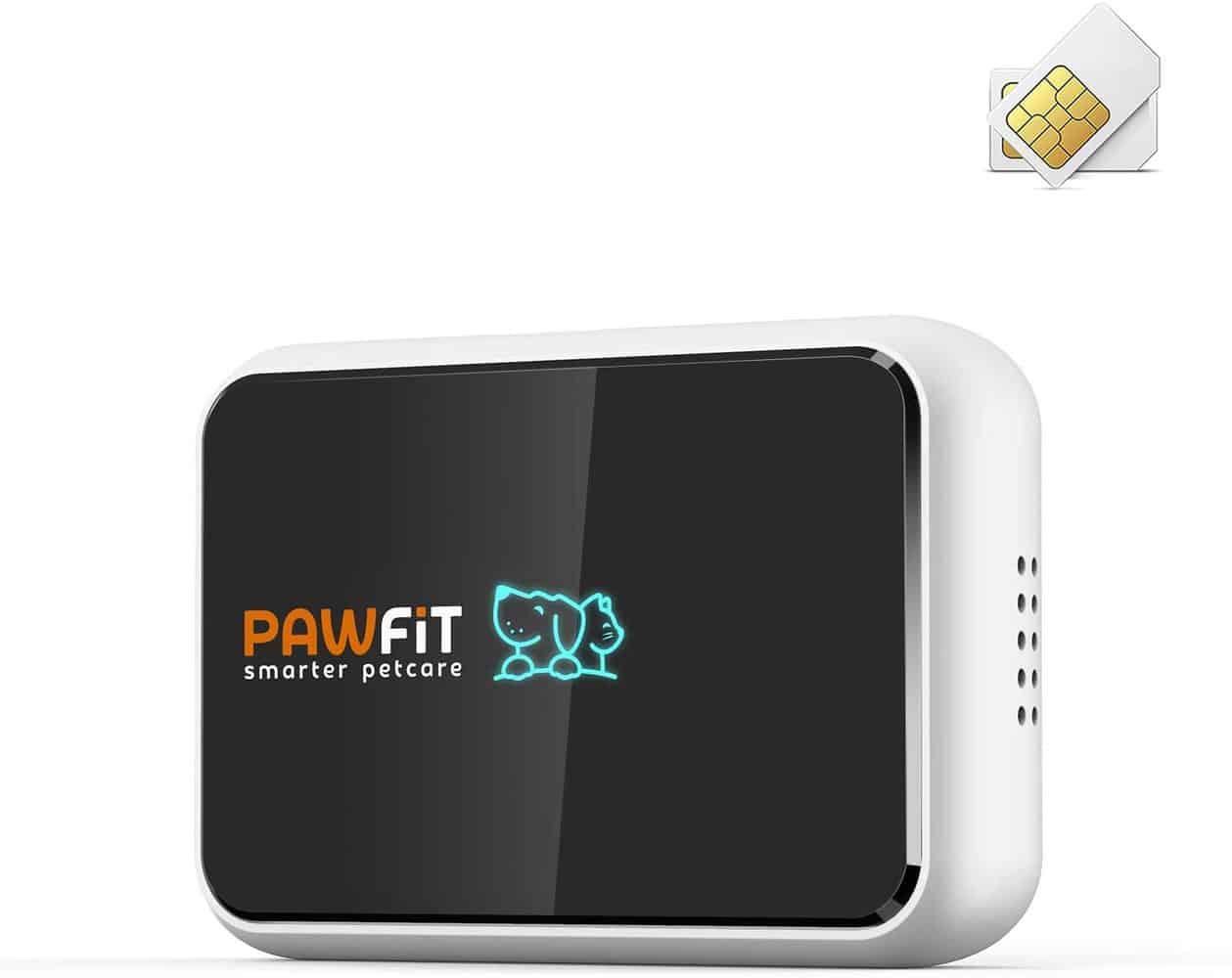 Pawfit 2 Hunde GPS Tracker