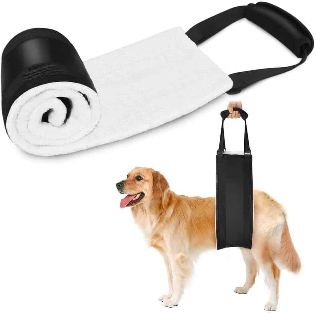 Sixmill Hundegeschirr Tragehilfe