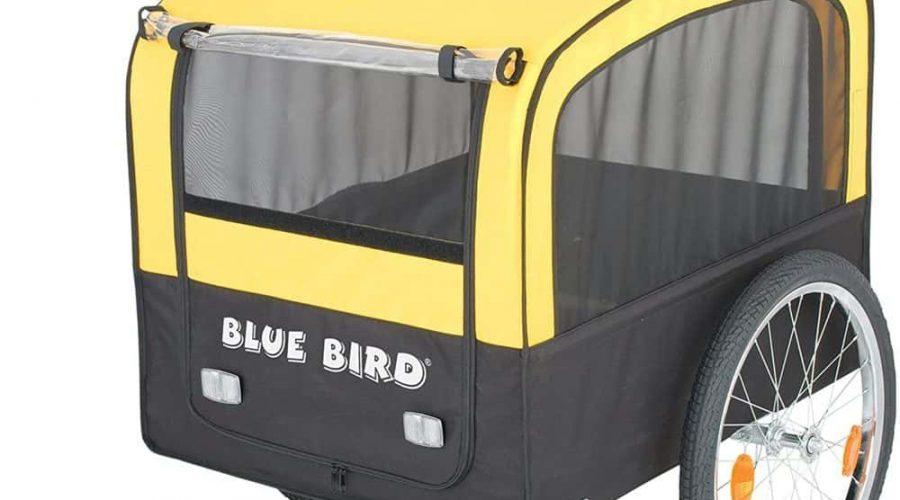 Blue Bird Hundeanhänger