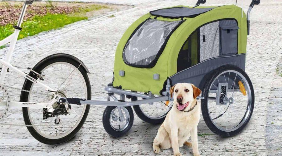 Hunde Fahrradanhänger XXL